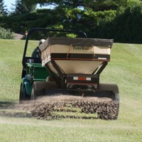 TurfEx MS4500 Electric-Powered Topdresser