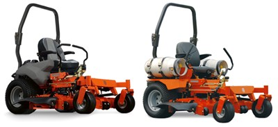 Husqvarna PZ Series Zero Turn Mower