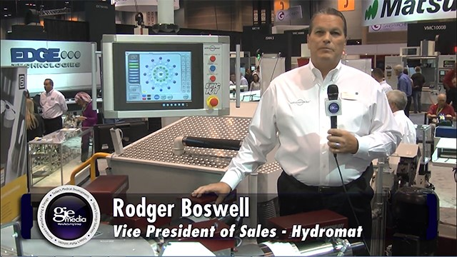 IMTS Booth Tour 2016: Hydromat Inc. [VIDEO]