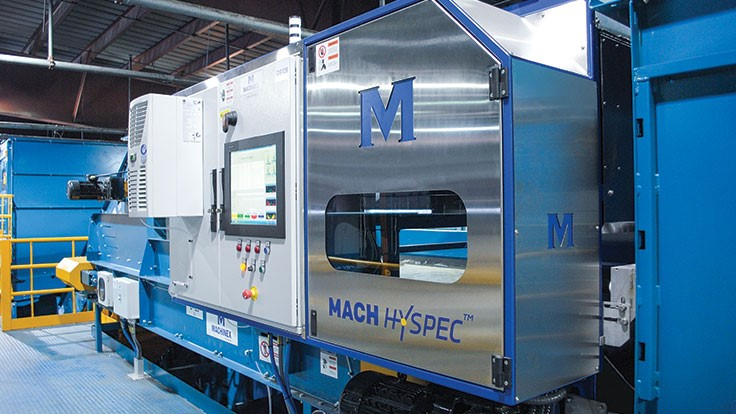 Machinex upgrades equipment at Boulder County, Colorado, MRF