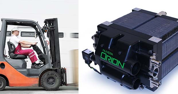 Hyster-Yale buys fuel cell company - Today's Motor Vehicles