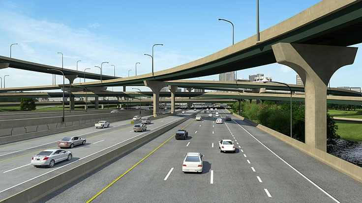 Florida I-4 Ultimate Improvement project receives Envision Platinum recognition