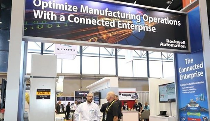 IANA 2016 connects attendees with intelligent solutions for manufacturing