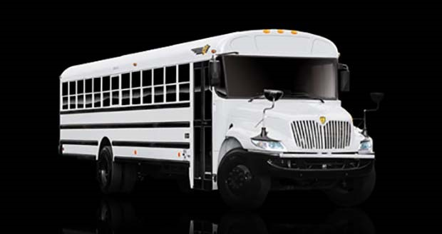 Navistar's IC Bus to add 8 8L liquid propane model for 2015