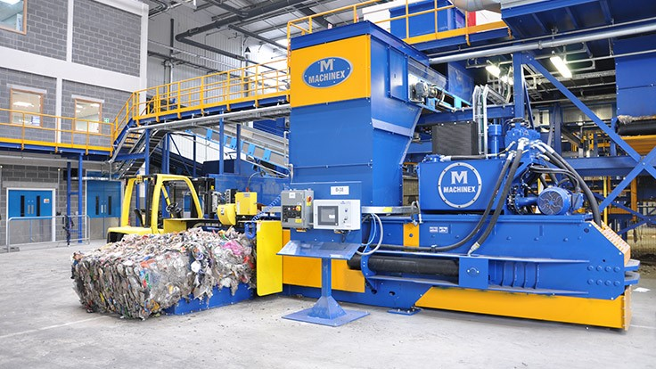 Machinex adds to its baler range