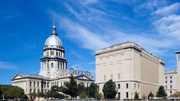 Illinois lawmakers fail to pass budget bill