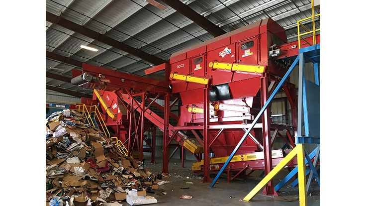 Right Away Disposal Opens Single Stream Recycling System