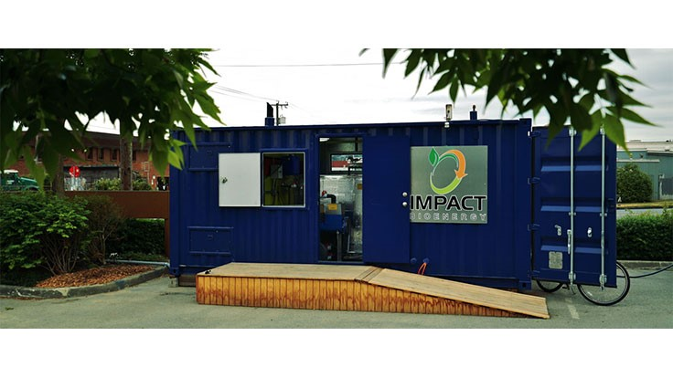 Impact Bioenergy producing two new anaerobic digestion systems