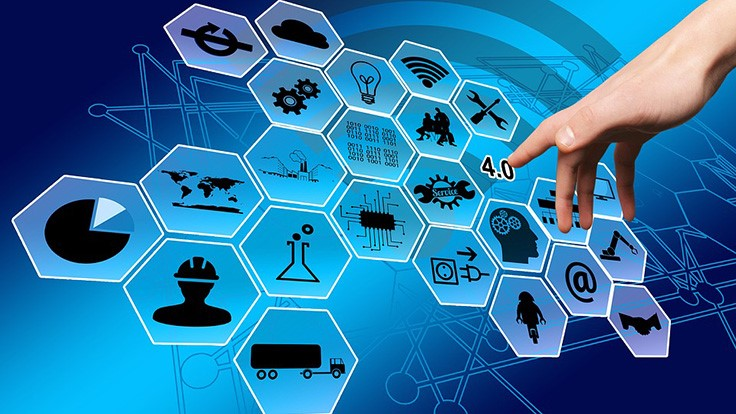 Industrial Internet of Things (IIoT) improves manufacturing processes