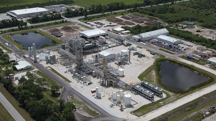 Alliance BioEnergy Plus makes offer to acquire Ineos' Florida ethanol plant