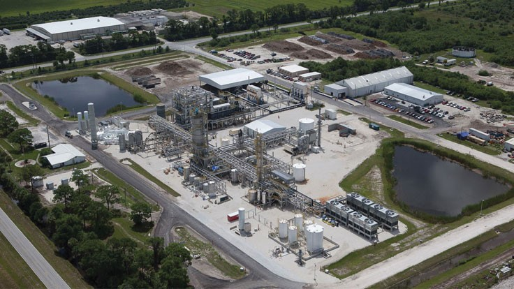 Ineos Bio to sell Florida biofuels plant
