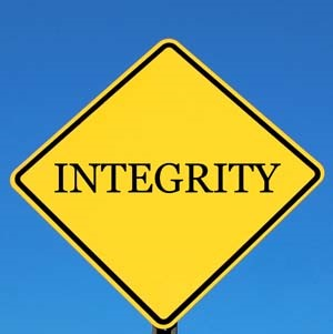 The importance of integrity