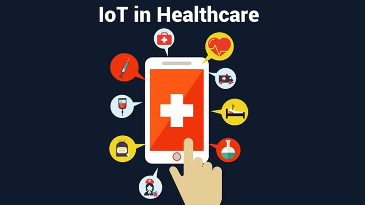 IoT in healthcare market to $136.8B by 2021