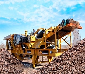 New Jaw Crusher Rolled Out by Irock