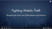 ISRI introduces video designed to help local law enforcement address metal theft