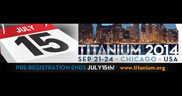 30th anniversary meeting of the International Titanium Association