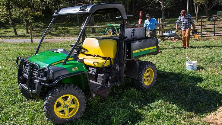 John Deere launches Gator XUV 825i Special Edition