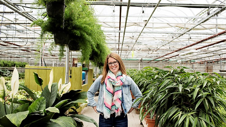 Second-generation owner takes charge at Tonkadale Greenhouse