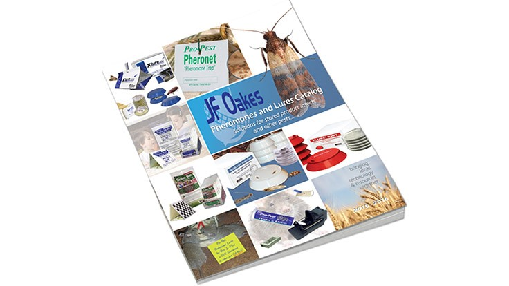 New J.F. Oakes Catalog Available