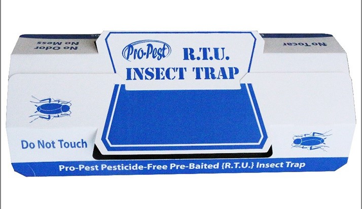J.F. Oakes Announces New Cockroach and Crawling Insect Trap