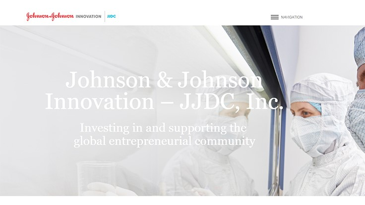 Johnson & Johnson Innovation collaboration to spur development of breakthrough medical device technologies