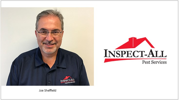 Inspect-All Services Names Sheffield Director of Pest Sales