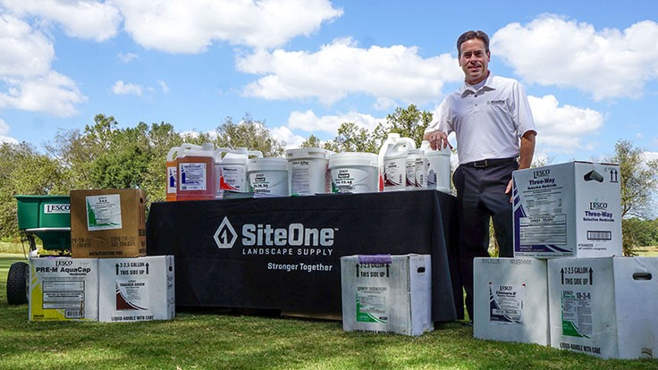 SiteOne hires VP for agronomics product business