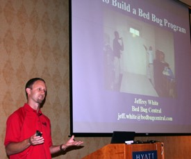 Bed Bug Summit Attendees Learn Essentials of Building a Bed Bug Program