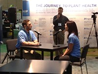 Media members duke it out for good at GIS 2013