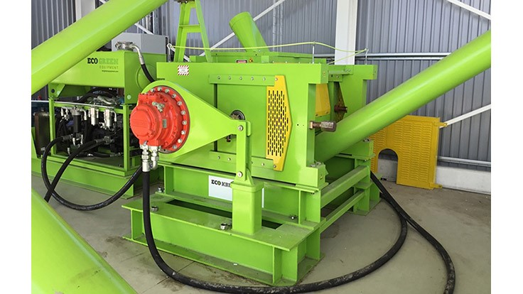 Eco Green Equipment installs crumb rubber production system in Hungary