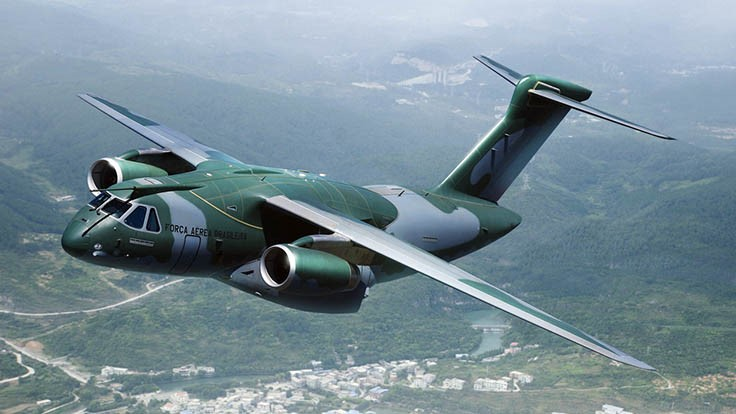 Embraer receives provisional type certificate for KC-390