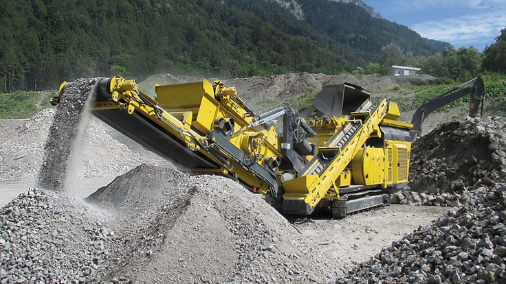 Keestrack to display cone crusher and tracked impactors at ConExpo