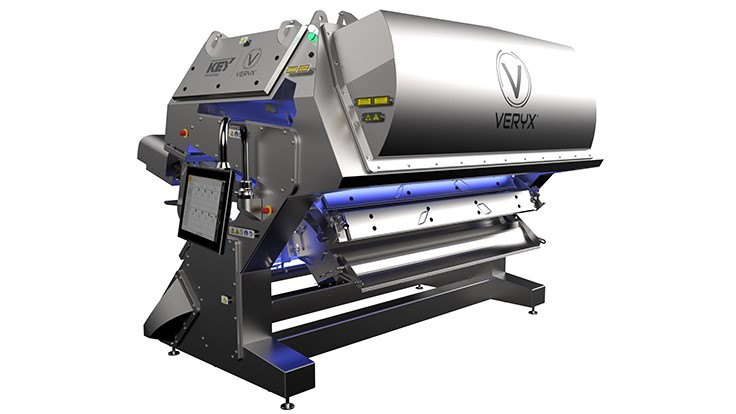 Key Technology Introduces High Capacity Veryx B210 Digital Sorter