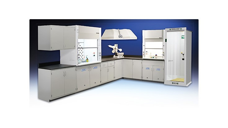 HEMCO Offers Modular Lab Furniture Systems