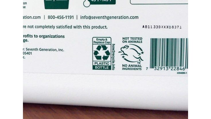 DuPont recognizes How2Recycle Label Program
