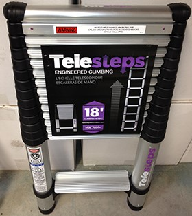 Quality Equipment & Spray Offering Telesteps Ladders