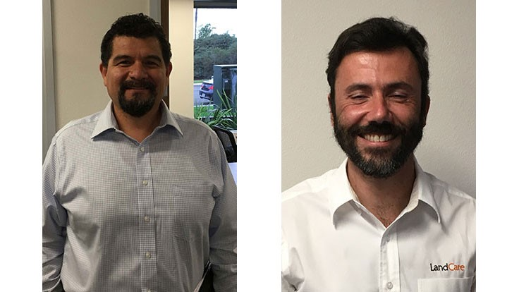 LandCare hires two branch managers in West