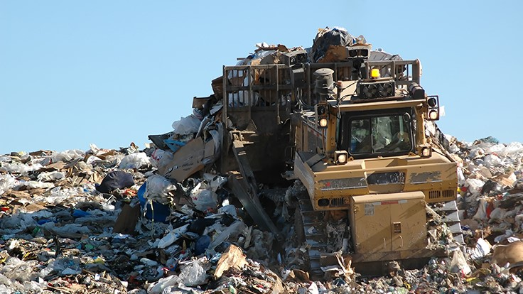 California landfill denied compliance extension for C&D debris