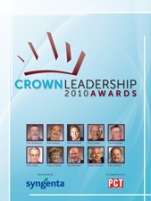 The 22nd Crown Leadership Award Winners Recognized at PestWorld