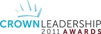 Nominations Being Accepted for 2011 Crown Leadership Awards