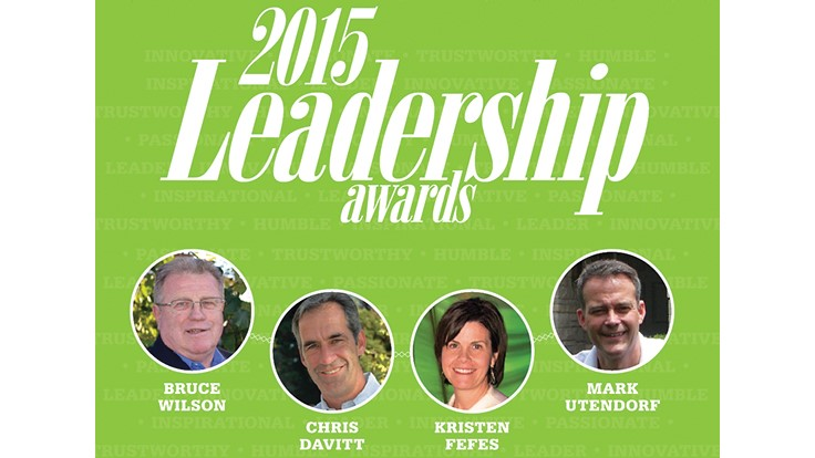 Honoring the leaders of our industry