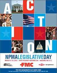 Impact the Future of Your Industry at NPMA Legislative Day 2013
