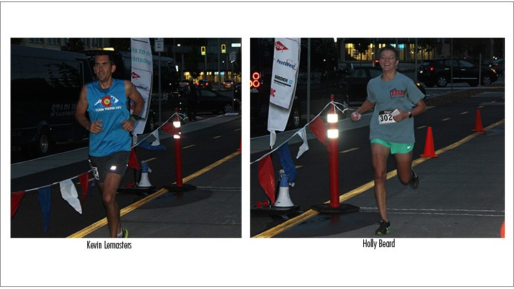 Lemasters, Beard Finish First in PWIPM 5K