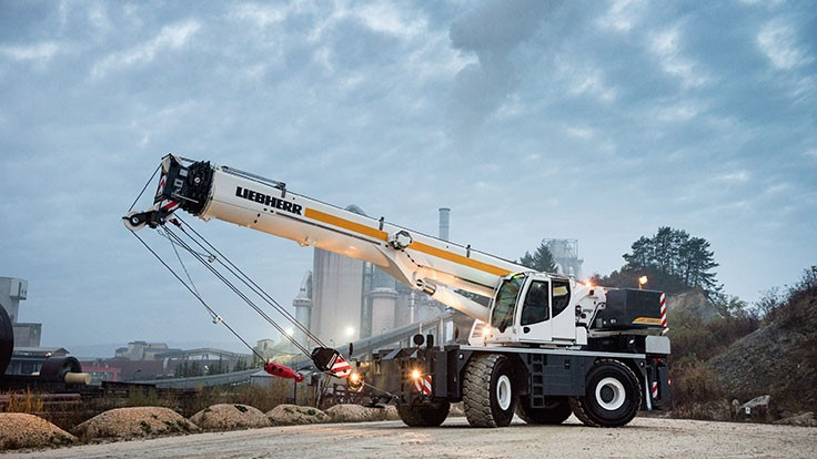 Liebherr presents more than 25 pieces of equipment at Conexpo Con/Agg