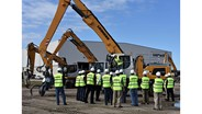 Liebherr Construction Equipment Co. hosts 2015 open house and seminar