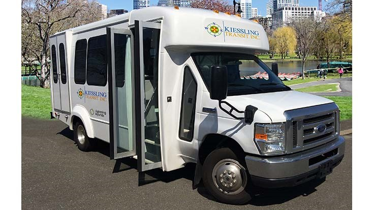 Lightning Hybrids wins Boston-area hydraulic hybrid bus order