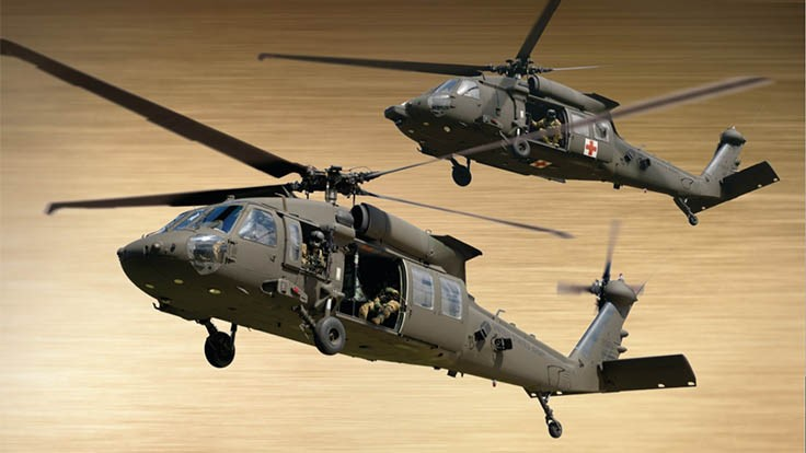 Sikorsky gets 5-year Army Black Hawk helicopter contract