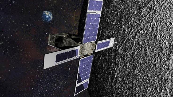 Lockheed Martin finalizes contract for NASA lunar imaging CubeSat