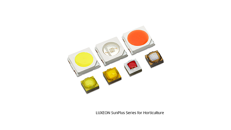 Lumileds announces LUXEON SunPlus Series
