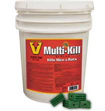 Victor Multi-Kill Rodenticide Approved For Use in New York